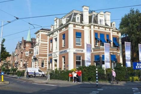 Coster Diamonds in Amsterdam